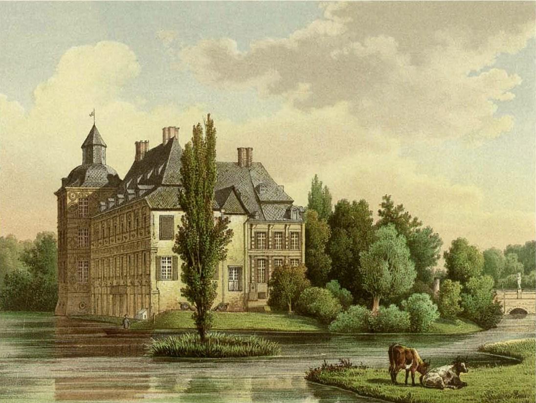 Schloss_Hovestadt_Sammlung_Duncker